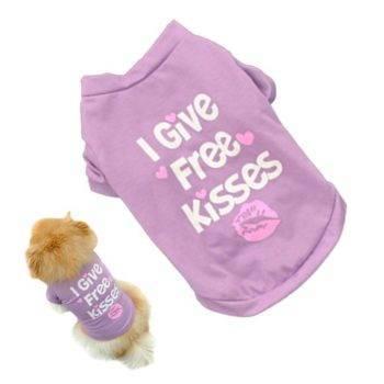 Fashion Summer Cotton Dog's T-Shirt